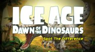 Dinosaur Differences Game