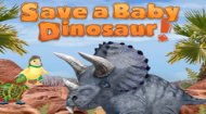 Save a Dinosaur Game